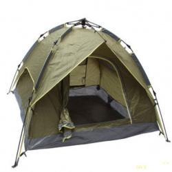 4-Х местная быстросборная палатка