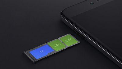 7 Смартфонов с раздельными слотами для двух sim-карт и карты памяти