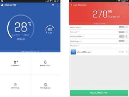 8 Лучших приложений для ускорения android