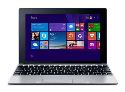 Acer показала гибридный планшет под управлением windows 8.1