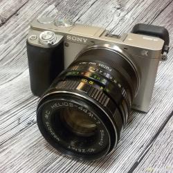 Адаптер m42 - sony e, или как подружить советский объектив гелиос с беззеркалкой от sony