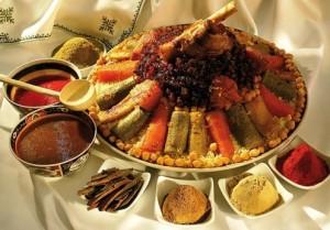 Африканская кухня