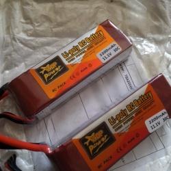 Аккумуляторы zop power 11.1v 2200mah 30c, не доверяй и проверяй.