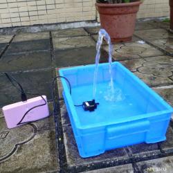 Аквариумный насос с usb - делаем полностью автономное охлаждение для самогонного аппарата