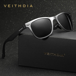 Алюминиевые поляризационные очки veithdia 2140