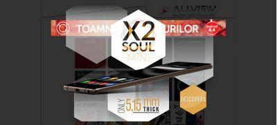Allview x2 soul mini – снова супертонкий смартфон