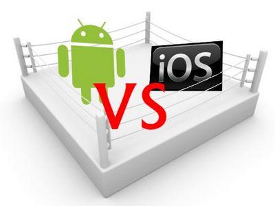 Android vs ios = открытость vs закрытость