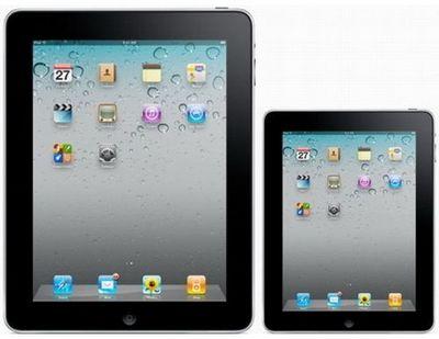 Apple дала отмашку на производство ipad mini