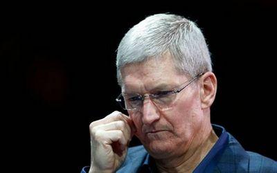 Apple предупредила о первом падении выручки более чем за 10 лет