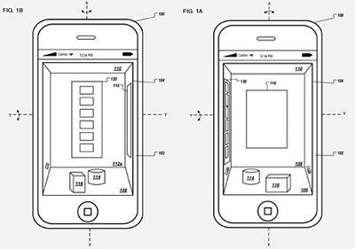 Apple создает 3d-интерфейс для iphone и ipad