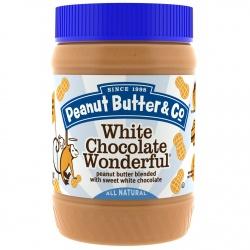 Арахисовая паста peanut butter co.