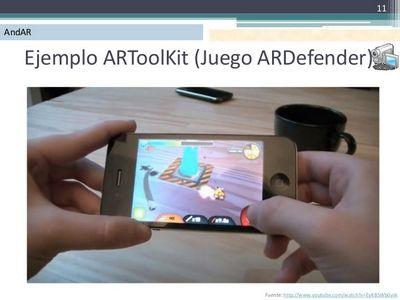 Ardefender – сражения в дополненной реальности