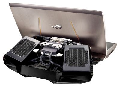 Asus rog gx700 в минимальной комплектации стоит 399 тысяч рублей