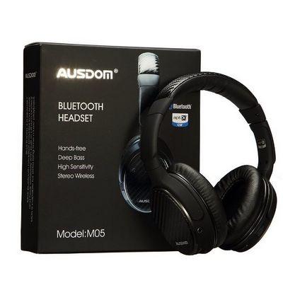 Ausdom m05: доступные блютуз наушники