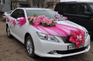 Автомобиль на свадьбу. рекомендации по выбору