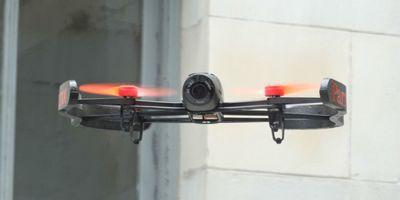 Bebop — новый дрон от parrot