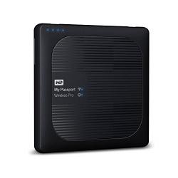 Беспроводной накопитель wd mypassport wireless pro 2tb