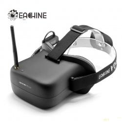 Бюджетный fpv шлем eachine vr-007 5.8g 40ch.