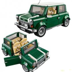 Блочный конструктор lepin 21002 - машинка mini cooper
