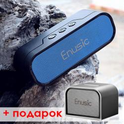 Bluetooth колонка enusic life + в подарок enusic 001