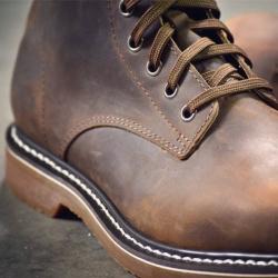Ботинки boondockers от golden fox footwear.