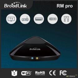 Broadlink rm-pro. дом, слушай мою команду!