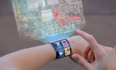 Будущее за носимой электроникой?
