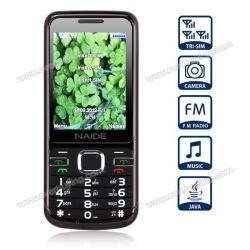 C688+ tri sim cell phone with 2.4 inch qvga screen gsm+cdma bluetooth fm (black), или уточняйте у продавца реальные характеристики товара.