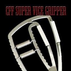 Cff super haevy knurled vise hand gripper - кистевой эспандер с переменной нагрузкой