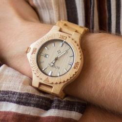Часы bewell 2544 - клён того стоит