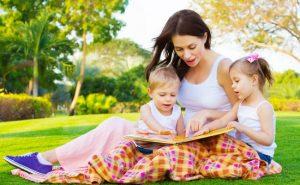 Чем занять детей : полезные советы