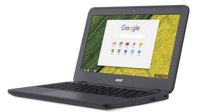 Chromebook 11 n7 — недорогой и прочный хромбук от acer