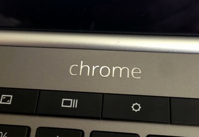 Chromeos продолжает атаку