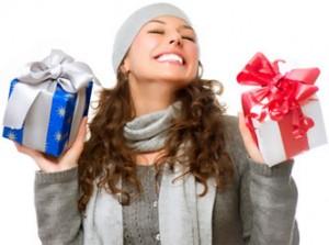 Что подарить девушке на новый 2014 год