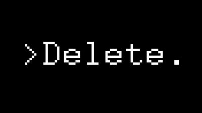 Что происходит с файлом после удаления?