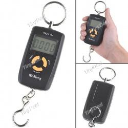 Цифровые весы-безмен с пределом взвешивания в 45 кг и с точностью в 5/10 грамм hds-69279