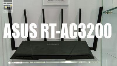 [Computex 2014] asus rt-ac3200 — самый быстрый маршрутизатор в мире [видео]