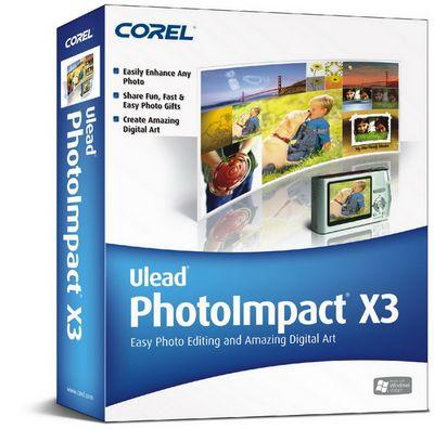 Corel ulead photoimpact x3: выгодная альтернатива photoshop