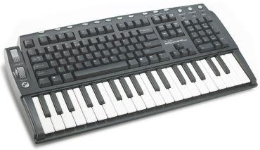 Creative prodikeys dm – клавиатурный гибрид