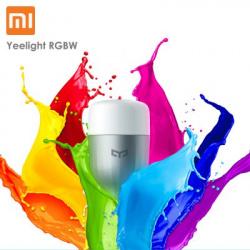 Цветная лампочка xiaomi yeelight