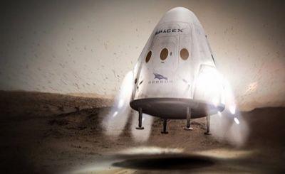 Датский ученый предсказывает колонии на марсе в ближайшем будущем - «наука»