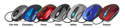 Defender выпустил новую линейку лазерных мышей