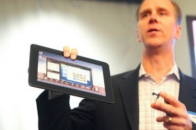 Dell готовит планшет на базе windows 8