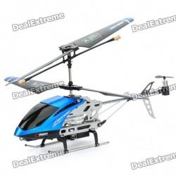 Дистанционно управляемый вертолет с видеокамерой на борту