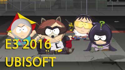 E3 2016. пресс-конференция ubisoft