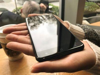 Elephone c1x — металлический смартфон с биометрическим сенсором за $120
