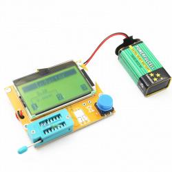 Esr t4 и как заставить его работать от li-ion 18650 или батареек aa или aaa