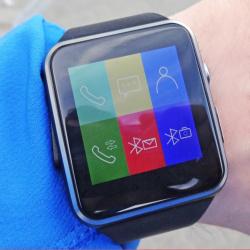 Floveme e6 (x6): gsm смарт-часы с сим-картой и функцией звонков.