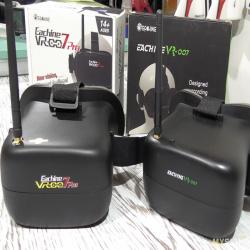 Fpv шлем eachine vr007 pro - апгрейт версии vr007 + сравнение моделей