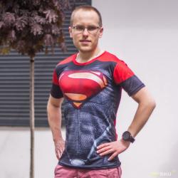 Футболка из китая: облачаемся в образ супермена